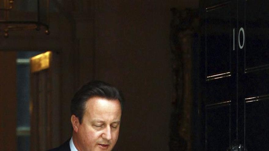 Cameron afirma que el Reino Unido no le dará la espalda a Europa