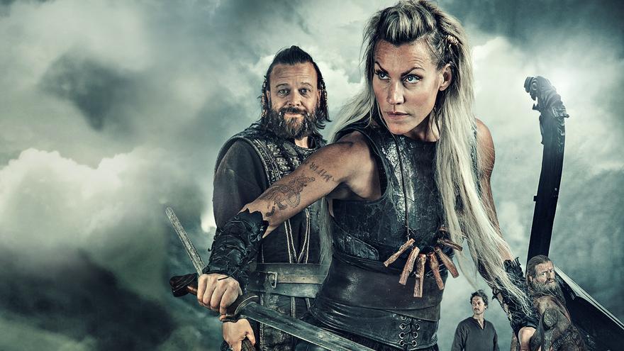 'Vikingane' ('Nosermen'): la divertida e hilarante parodia sobre el mundo vikingo