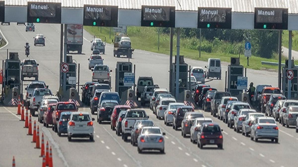 Los peajes de los accesos Norte y Oeste aumentarán 9,7% a fin de mes.