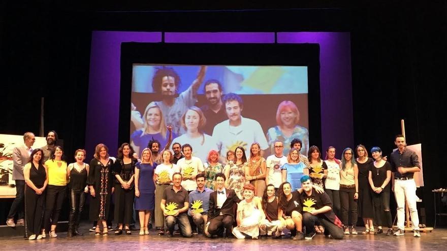 Premios festival cortos en Ciudad Real
