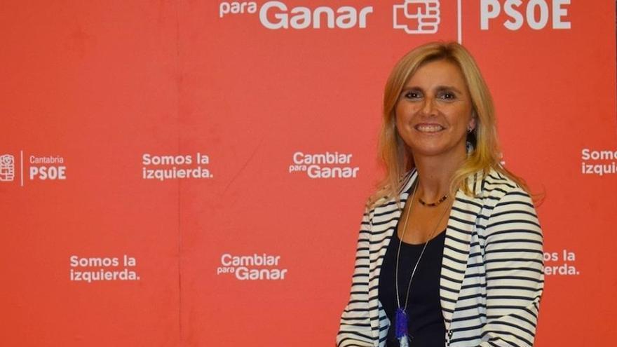 Noelia Cobo será la portavoz parlamentaria del PSOE