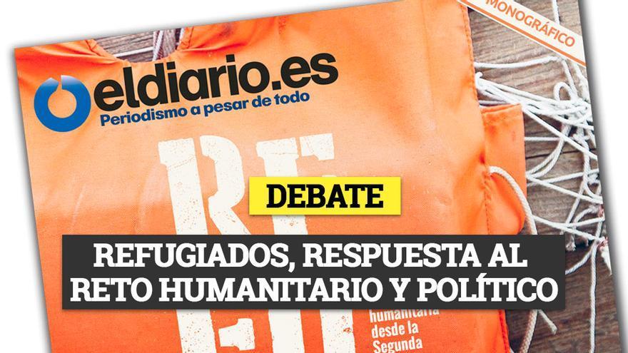 Debate refugiados La Vorágine.