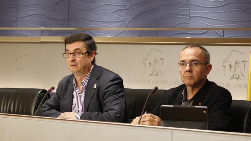 Izquierda Plural se desmarca de la votación de los jueces acordados por PP y PSOE para el CGPJ