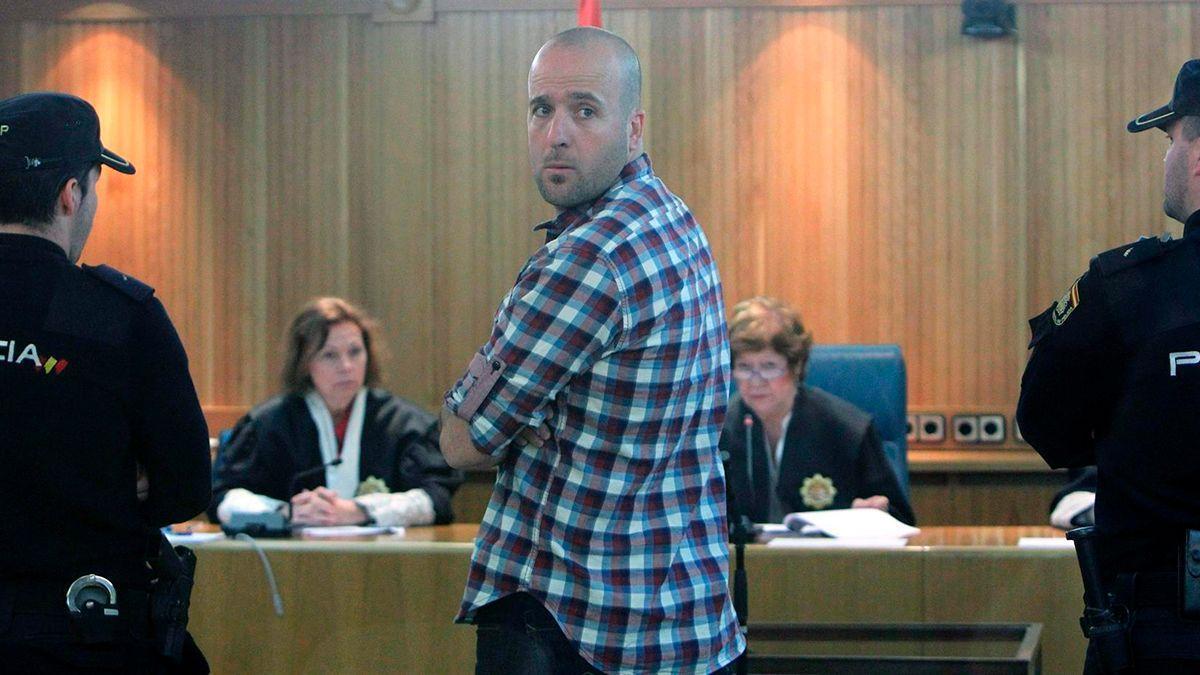 El etarra Jon Kepa Preciado, en un juicio.