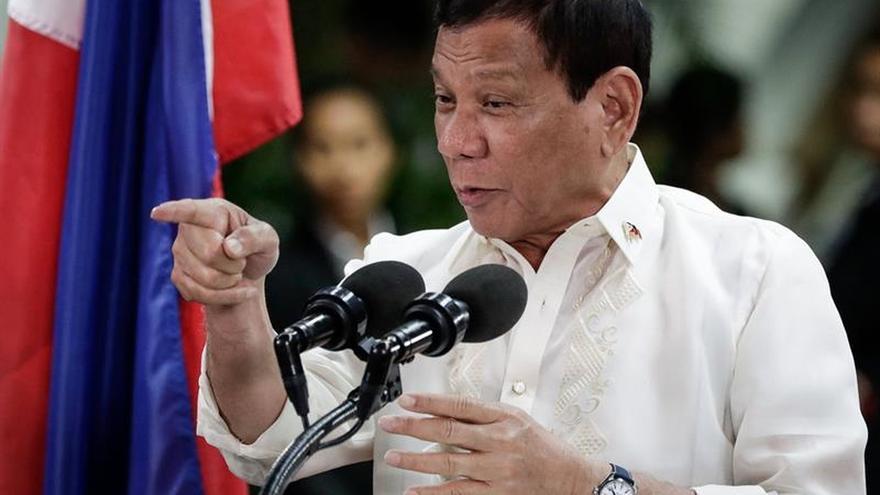 El Gobierno filipino confía en que la CPI desestime la demanda contra Duterte