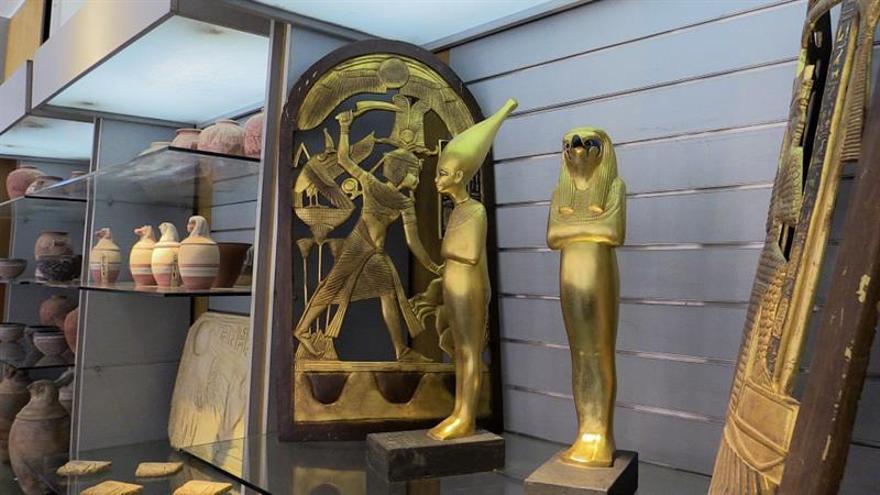 Los tesoros de los grandes faraones egipcios, al alcance de la mano