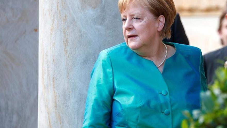 """SPD y Verdes alemanes instan a Merkel a demostar """"solidaridad"""" con España"""