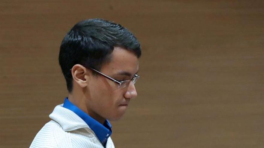 Alberto M.P., acusado de matar a Saray González