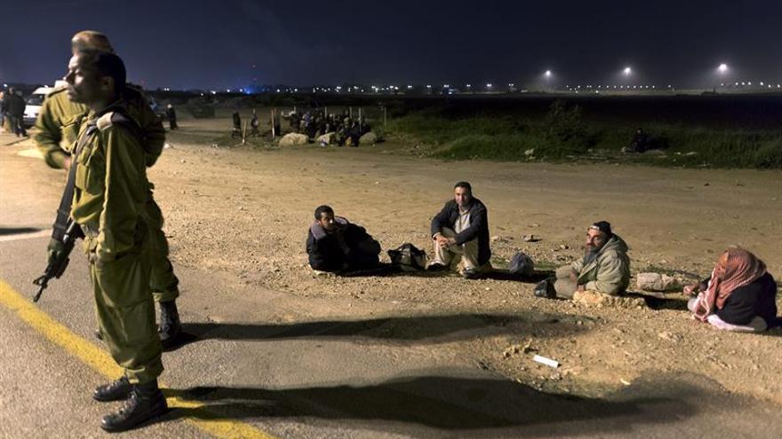 Una palestina tiroteada por fuerzas israelíes tras  intentar apuñalar a un soldado en Cisjordania