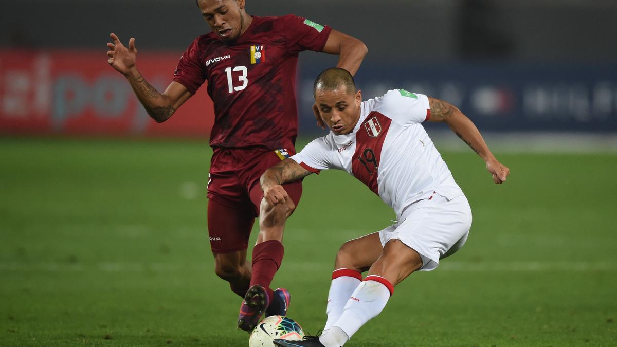Perú se impuso a Venezuela por 1-0