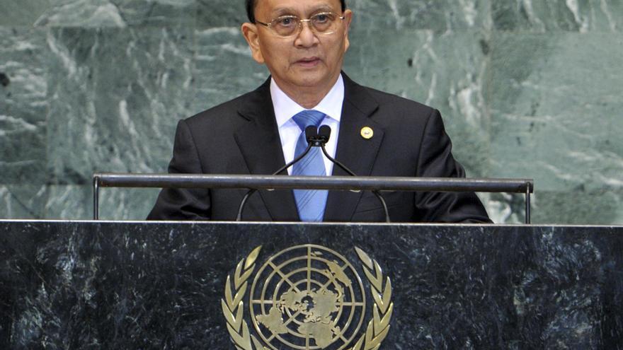 """Birmania defiende en la ONU sus """"pasos irreversibles"""" hacia la democracia"""