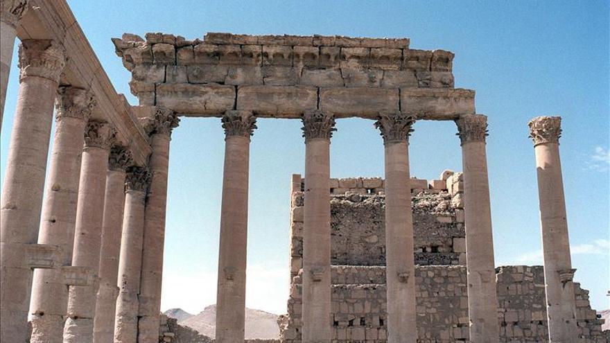 Las autoridades sirias confirman que las ruinas de Palmira no han sufrido daños
