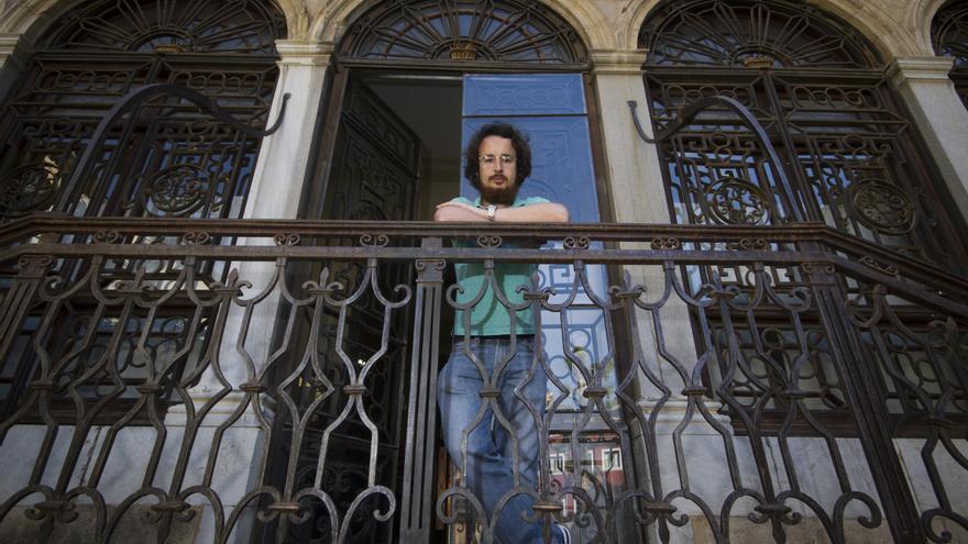 Francisco Vázquez Manzano, estudiante predoctoral FPU en la Universidad de Granada
