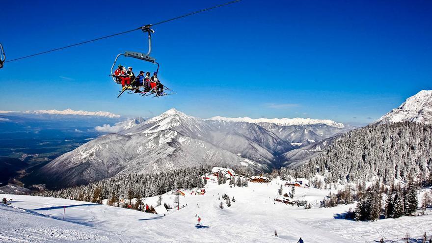 Estación de Esquí de Kravec. SLOVENIA.INFO