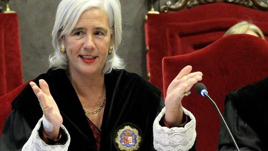 La jueza Garbiñe Biurrun no será la candidata de Podemos a lehendakari