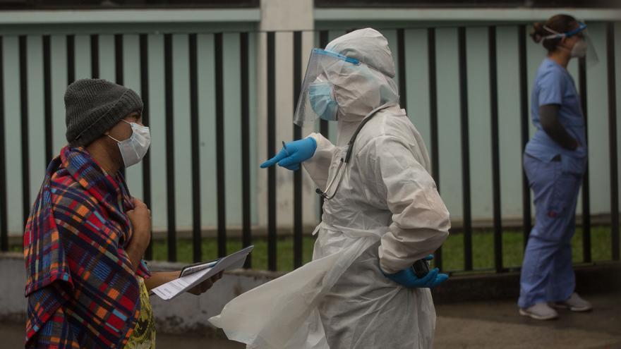 Guatemala reporta 16 muertes por covid-19 y 572 nuevos contagios en 24 horas