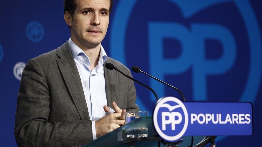 """El PP suscribe las palabras de Villalobos sobre Franco: """"No tenemos empacho en criticar ninguna dictadura"""""""
