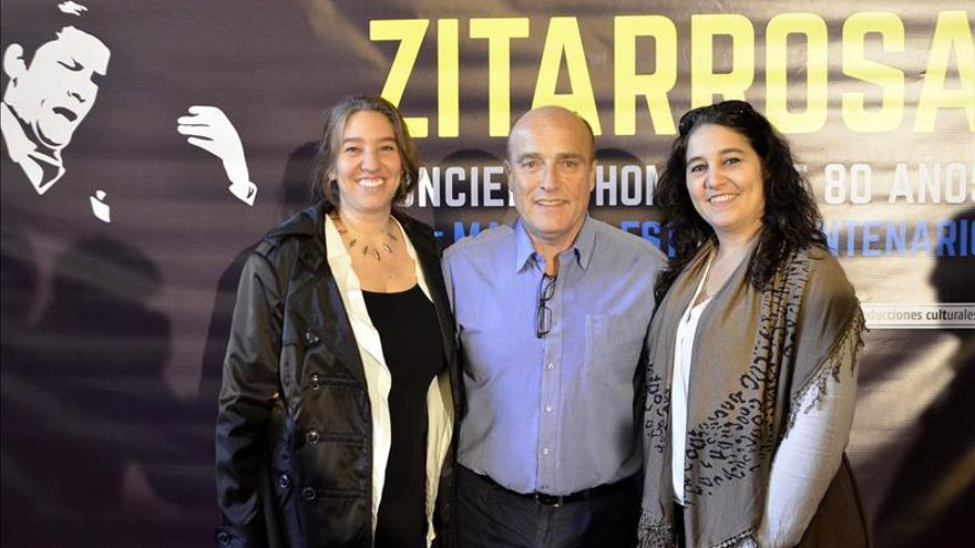 Serrat y Drexler cantarán en el concierto homenaje al uruguayo Alfredo Zitarrosa
