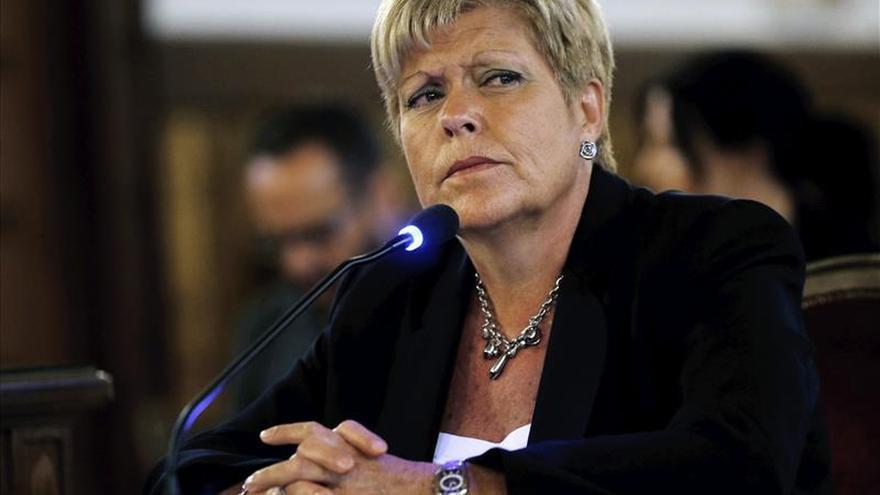 Milagrosa Martínez: Camps me nombró consejera sin consultarme
