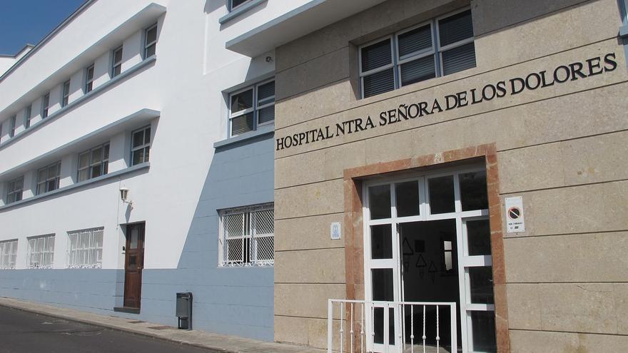 En la imagen, hospital de Los Dolores.