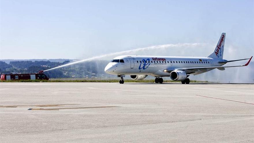 Air Europa estudia ampliar su red en Brasil con vuelos directos Madrid-Río