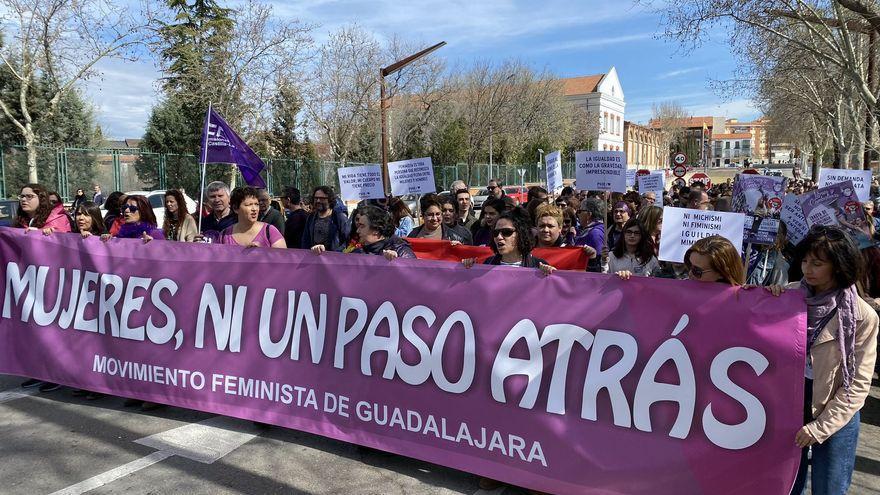 """""""No salir a la calle es desvisibilizarnos"""", defiende el movimiento feminista que sí ha convocado actividades callejeras"""