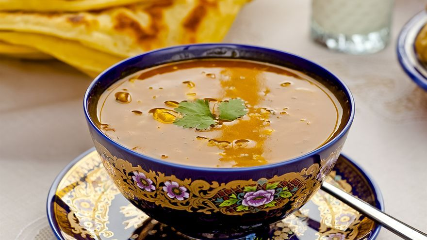 Resultado de imagen de Sopa marroquí
