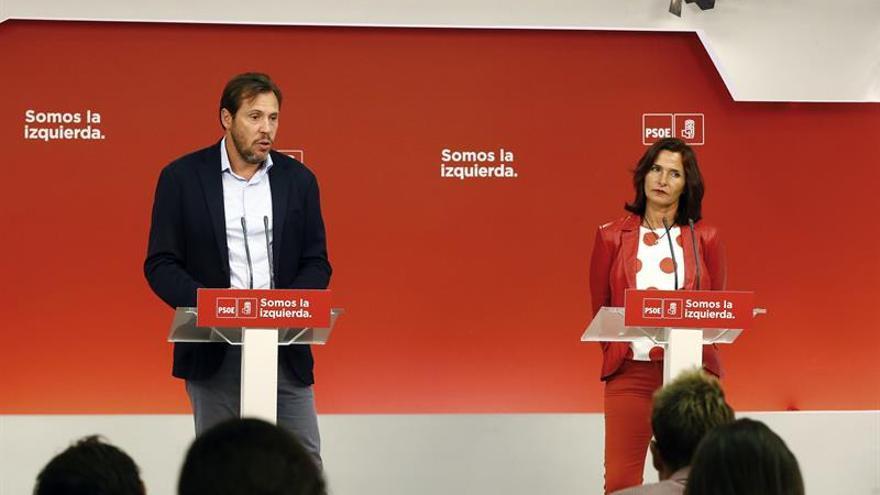 El PSOE no se pronuncia sobre una hipotética aplicación del artículo 155