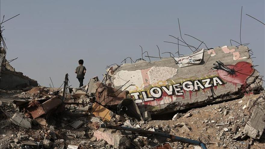 La gran alfombra roja del cine entre los escombros y la destrucción de Gaza