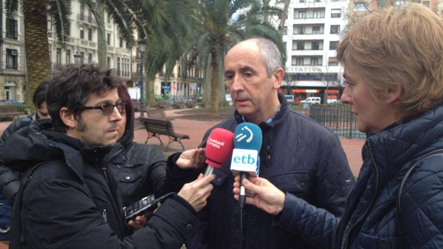 El portavoz del Gobierno vasco valora el último comunicado de los presos de ETA. /EDN
