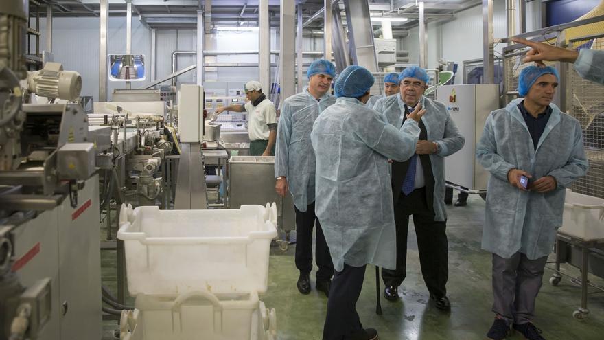 Panusa creará 40 puestos de trabajo con la puesta en marcha de una tercera línea de producción en su planta de Guarnizo