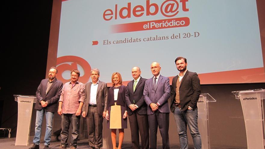 Homs y Jorge Fernández se acusan mutuamente de los recortes sanitarios en Cataluña