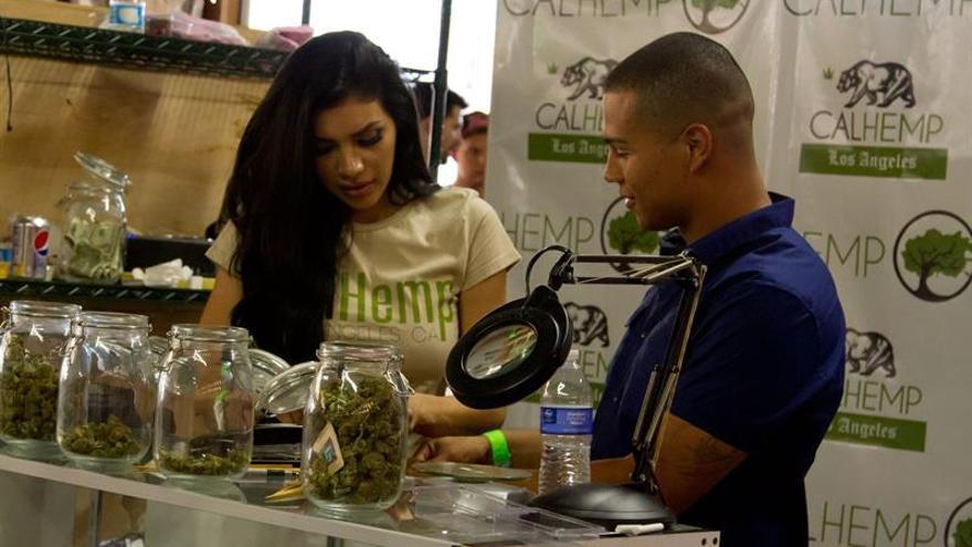 El arte de publicitar la marihuana