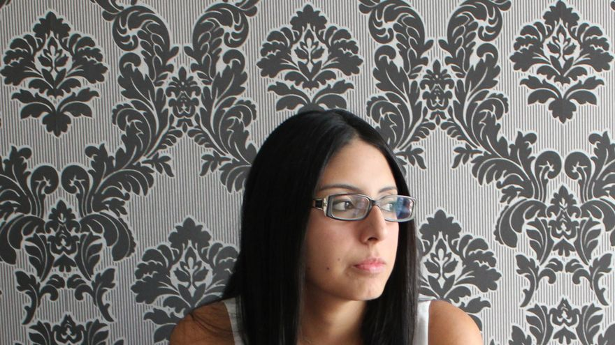 Mónica Ojeda, autora de `Nefando´