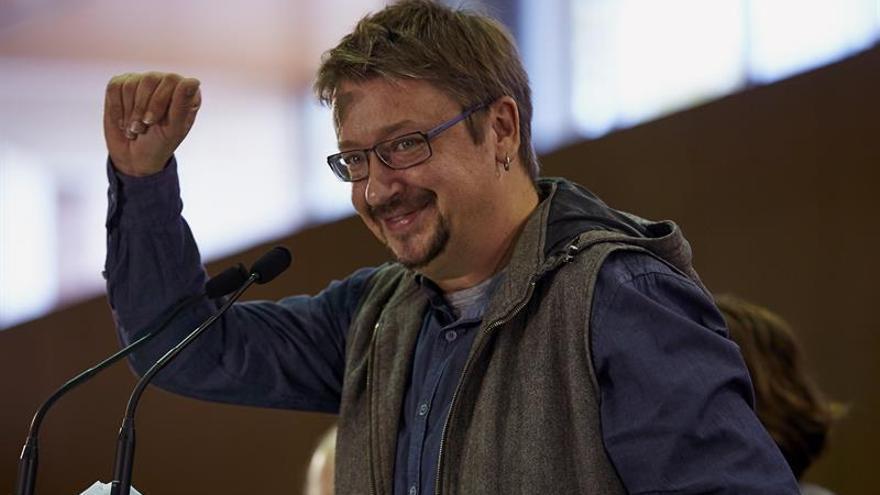"""Domènech pide construir """"amplias mayorías"""" y superar la """"política de bloques"""""""