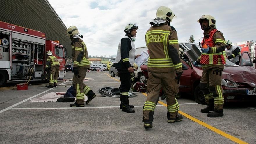 El Departamento de Seguridad organiza un simulacro de actuación en un incidente de múltiples víctimas