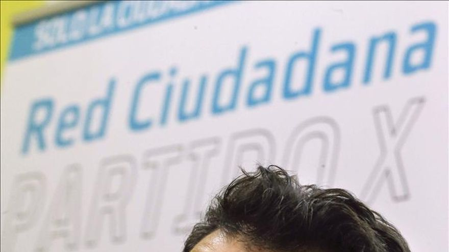 Iglesias habla con Falciani, quien empieza a colaborar con Podemos