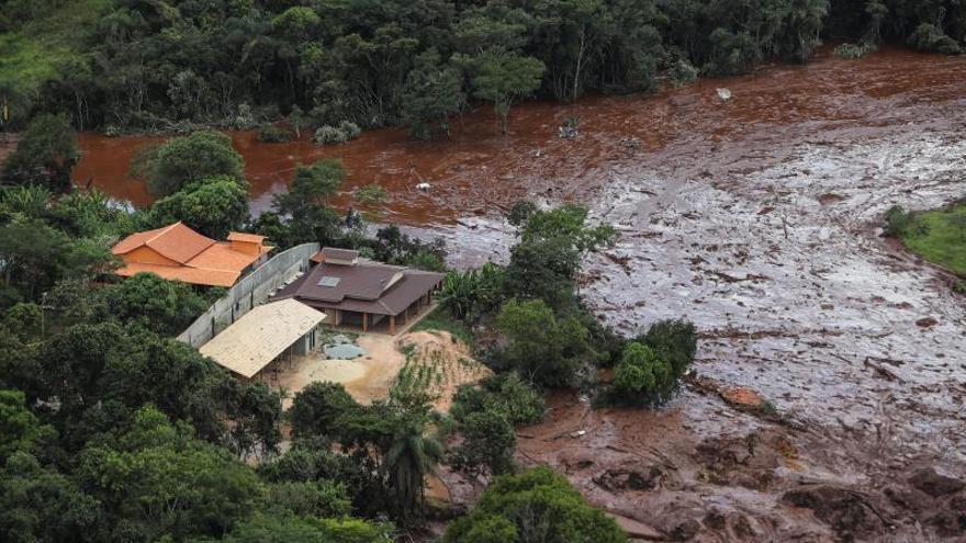 La Justicia acepta una denuncia contra Vale y TÜV SÜD por una tragedia minera en Brasil
