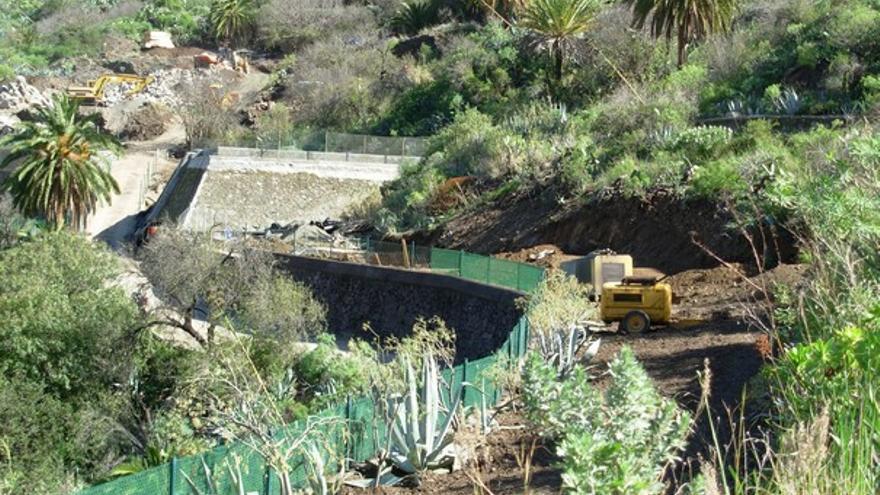 De las obras ilegales en Agaete #12