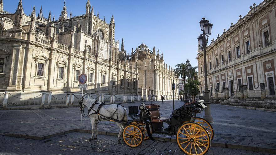 Sevilla, Málaga, Granada y Córdoba promocionan juntas el turismo