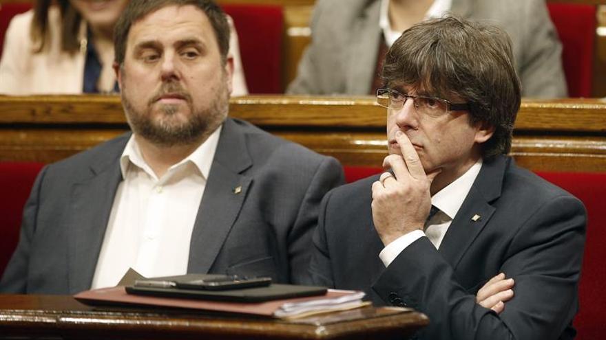 Puigdemont assenyala la independència com a solució però abans demana pressupostos