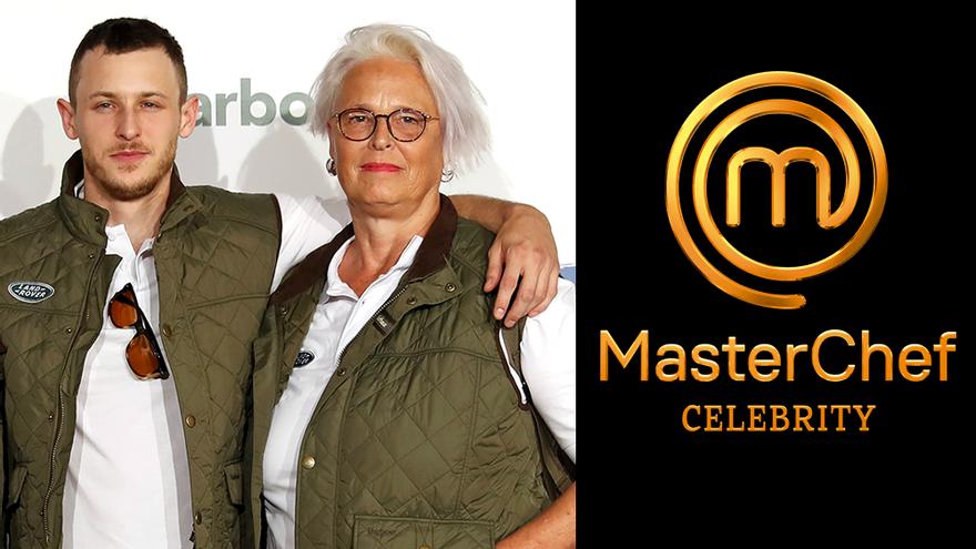 Nicolás Coronado y Lucía Dominguín, rumbo a 'MasterChef Celebrity'