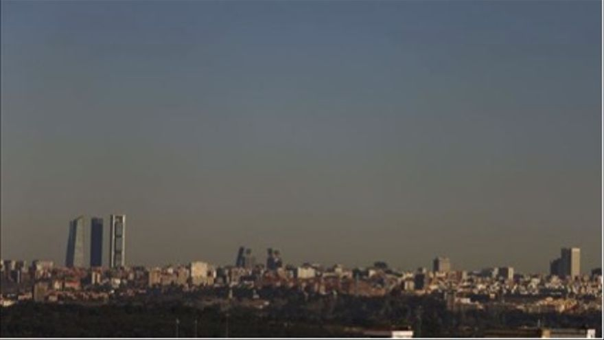 Foto: Vista general de Madrid, EFE.