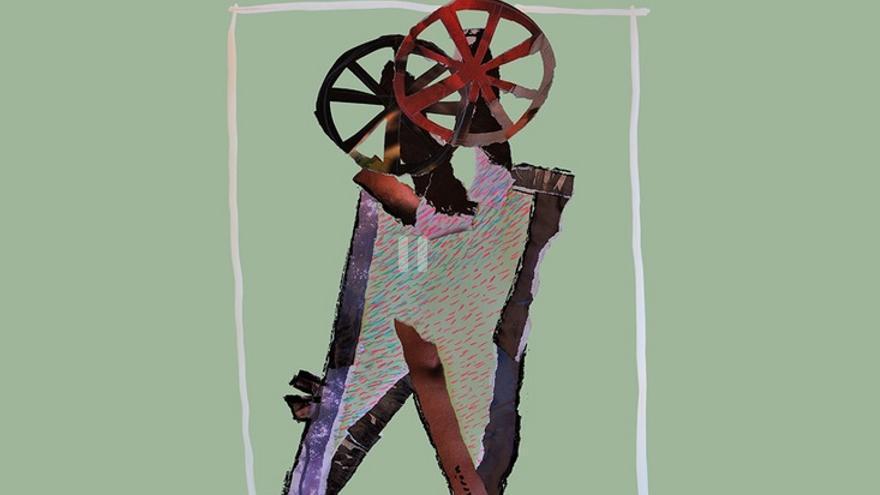 Cartel de la 55ª edición del Cante de las Minas