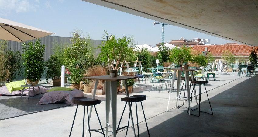Cinco nuevas terrazas de malasa a que te ayudar n a for Gimnasio forus