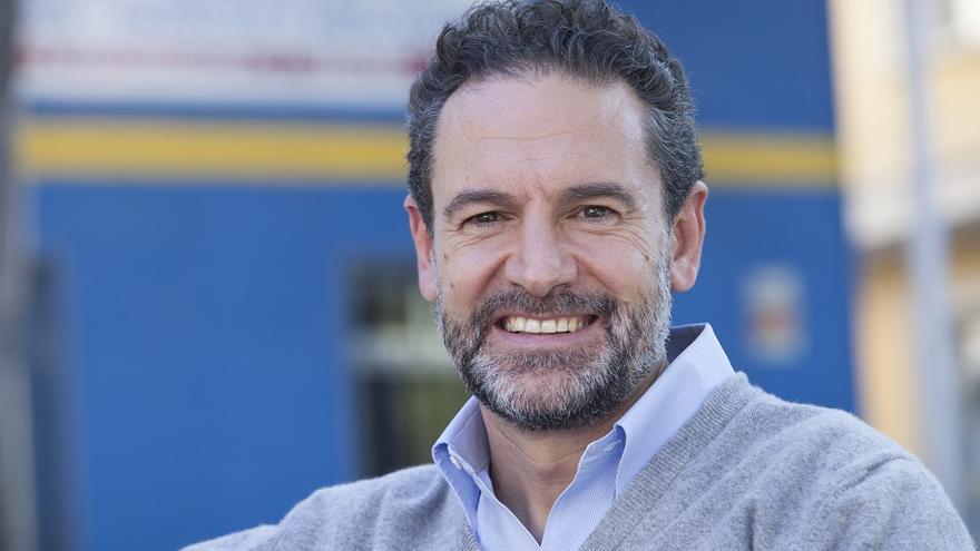 El director ejecutivo de Save the Children España, Andrés Conde