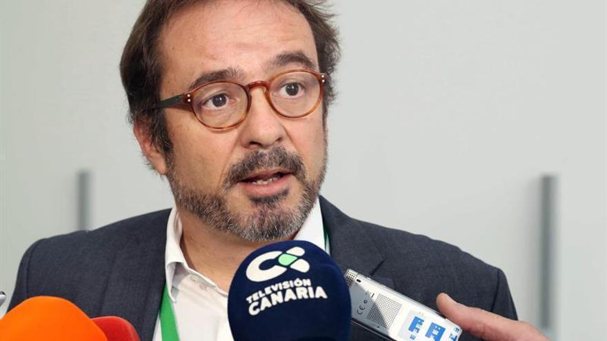 El consejero de Energía del Cabildo de Gran Canaria, Raúl García Brink. EFE/ Elvira Urquijo A.