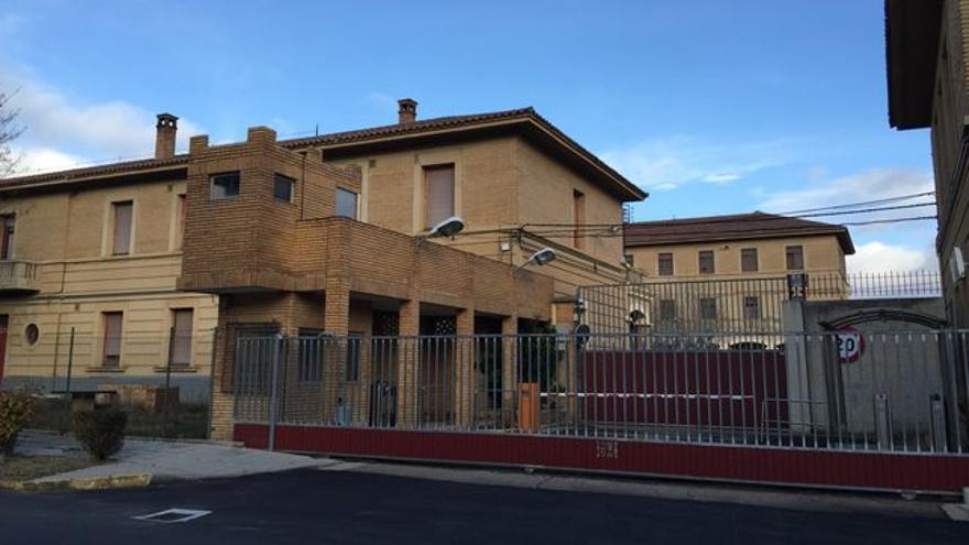 Cuartel de Sancho Ramírez, Huesca.