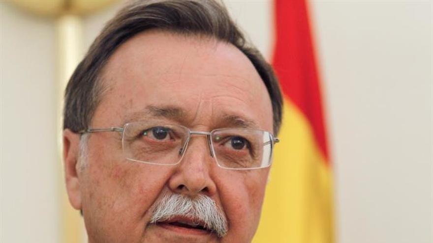 """El presidente de Ceuta espera encontrar Rajoy """"receptivo"""" con problemas de ciudad"""