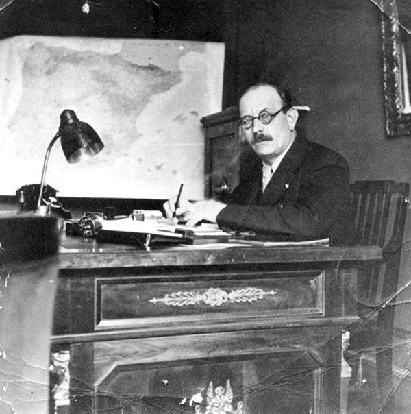 El Teniente Coronel Henri Morel
